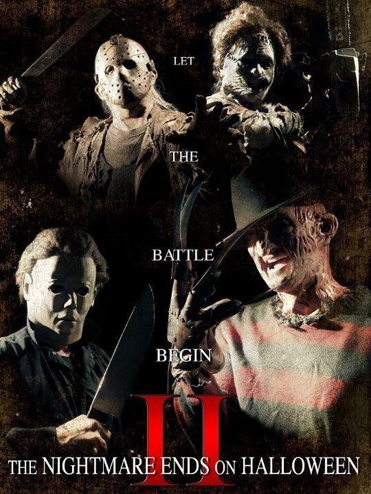 The Nightmare Ends on Halloween II (2011)