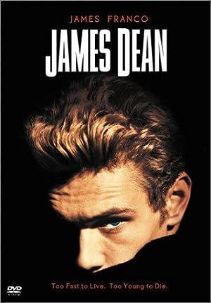 Poster James Dean - Ein Leben auf der Überholspur