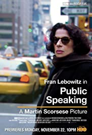 Public Speaking (2010) Poster - Movie Forum, Cast, Reviews