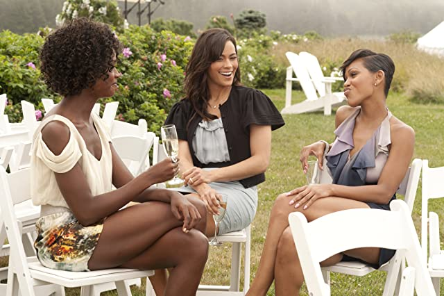 Meagan Good and Paula Patton in Jumping the Broom (2011)