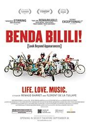 Benda Bilili!(2010) Poster - Movie Forum, Cast, Reviews