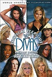 WWF Divas: Tropical Pleasure Poster