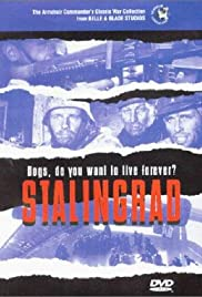 Stalingrad: Dogs, Do You Want to Live Forever? Poster