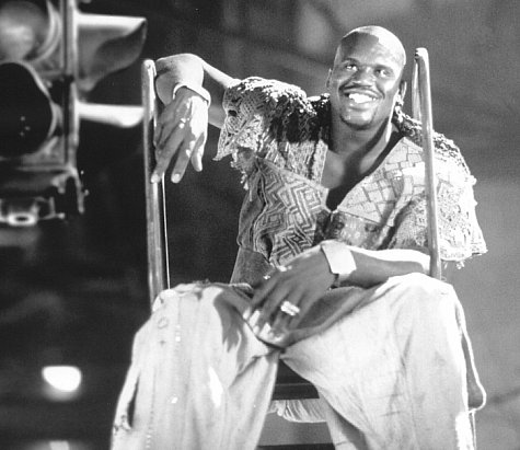 Shaquille O'Neal in Kazaam (1996)