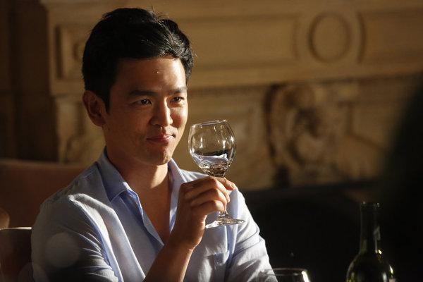 John Cho in Go On: The World Ain't Over 'Til It's Over (2012)