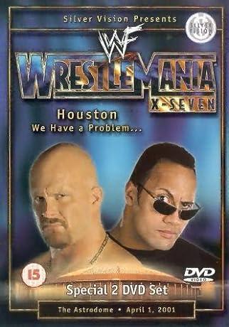 WrestleMania X-Seven (2001)