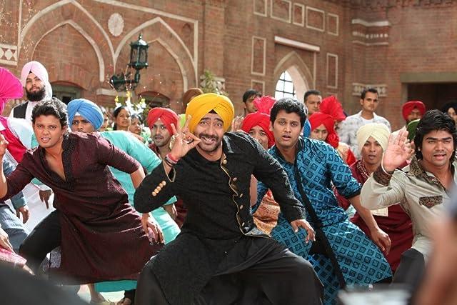 Ajay Devgn in Son of Sardaar (2012)