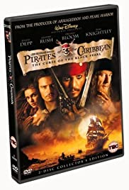 An Epic at Sea: The Making of 'Pirates of the Caribbean: The Curse of the Black Pearl' (2003) Poster - Movie Forum, Cast, Reviews