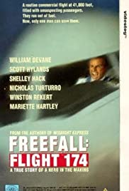 Falling from the Sky: Flight 174 (1995) Poster - Movie Forum, Cast, Reviews