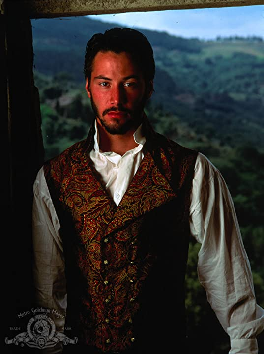 Keanu Reeves in Much Ado About Nothing (1993)