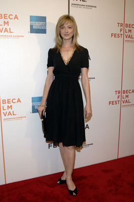 Judy Greer at an event for The Great New Wonderful (2005)