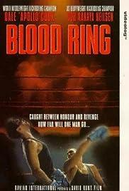 Blood Ring Poster