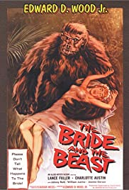 The Bride and the Beast (1958) Poster - Movie Forum, Cast, Reviews