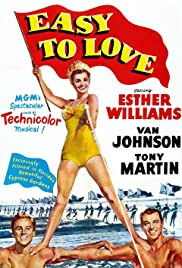 Easy to Love (1953) Poster - Movie Forum, Cast, Reviews