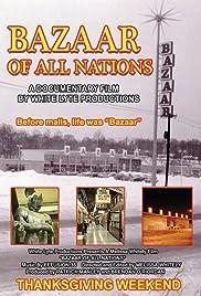 Bazaar of All Nations Poster