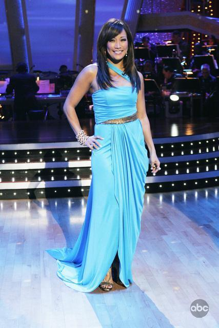 Carrie Ann Inaba in Dancing with the Stars (2005)