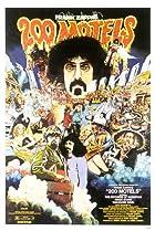 200 Motels (1971) Poster