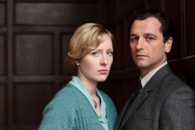 Matthew Rhys and Alice Orr-Ewing in The Scapegoat (2012)