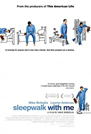 Sleepwalk with Me Poster