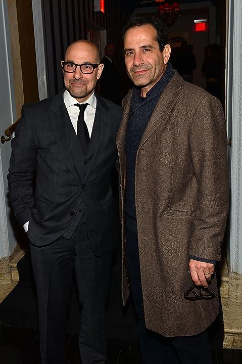 Tony Shalhoub and Stanley Tucci at The Company You Keep (2012)