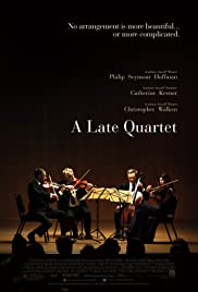 A Late Quartet 2012 Poster