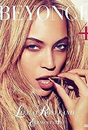 Beyoncé Live at Roseland: Elements of 4 Poster