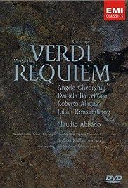 Giuseppe Verdi: Messa da Requiem Poster