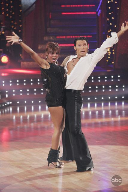 Toni Braxton in Dancing with the Stars (2005)