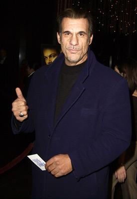 Robert Davi at Gangs of New York (2002)