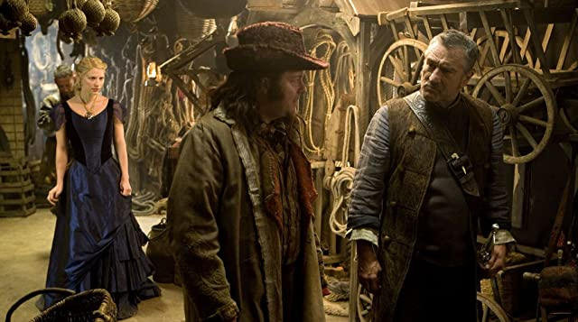 Claire Danes, Robert De Niro, and Ricky Gervais in Stardust (2007)