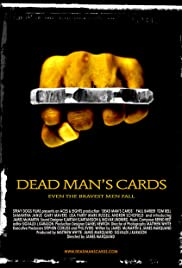 Dead Man's Cards (2006) Poster - Movie Forum, Cast, Reviews