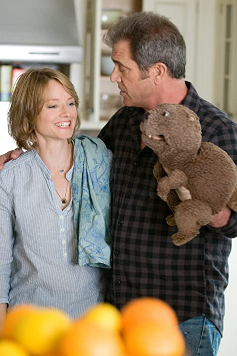Jodie Foster and Mel Gibson in The Beaver (2011)