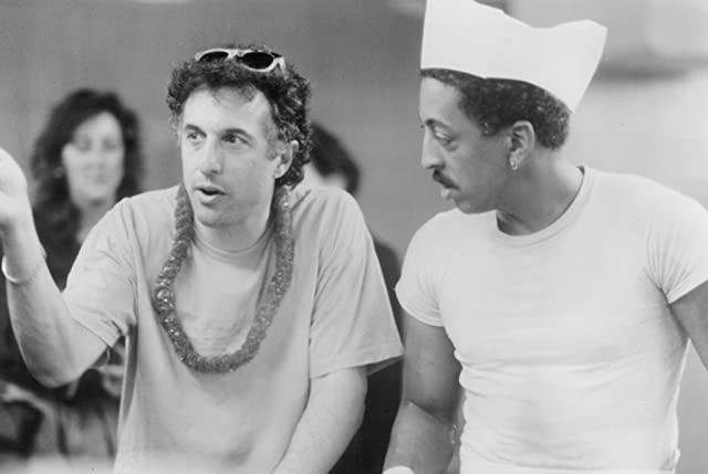 Gregory Hines and Nick Castle in Tap (1989)