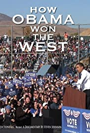 How Obama Won the West Poster