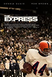 The Express (2008) Poster - Movie Forum, Cast, Reviews