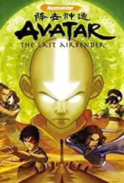Avatar: the Last Airbender - tv serie poster