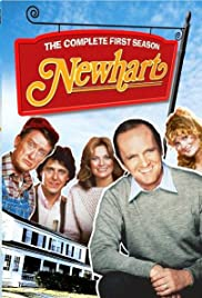 The Last Newhart Poster