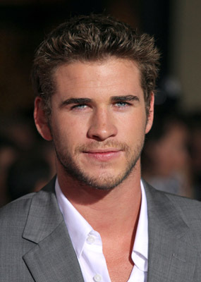 Liam Hemsworth at Secretariat (2010)