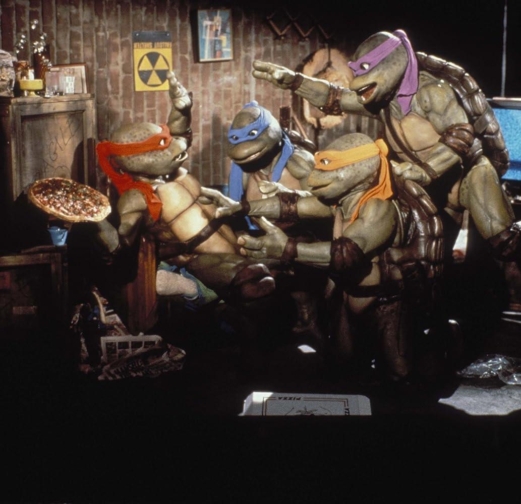 Retro review teenage mutant ninja turtles ii secret of the ooze - Retro Review Teenage Mutant Ninja Turtles Ii Secret Of The Ooze 15