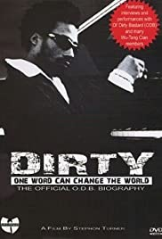 Dirty: One Word Can Change the World Poster