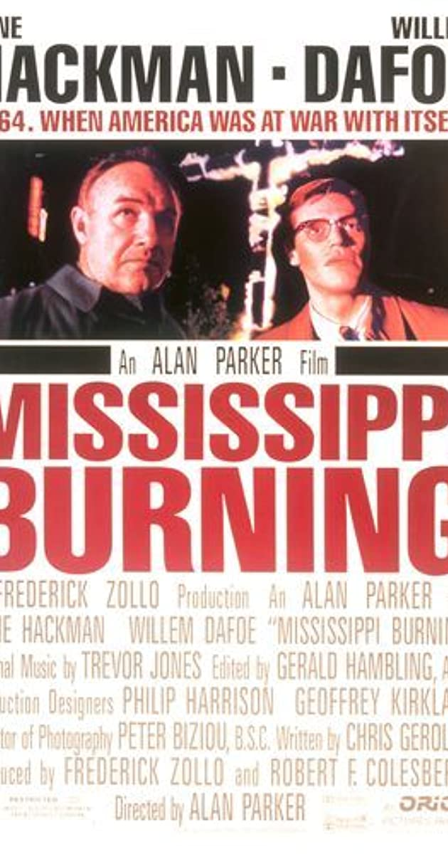 mississippi burning essays