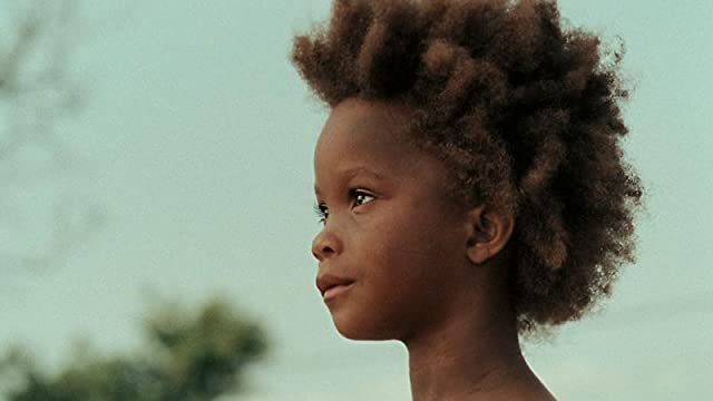 Quvenzhané Wallis in Beasts of the Southern Wild (2012)