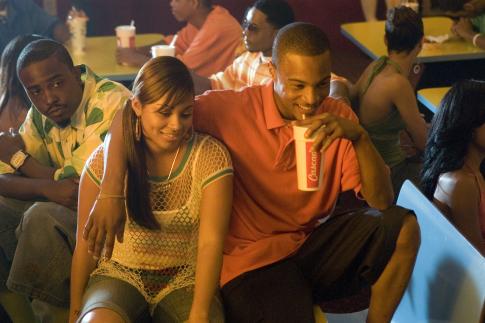 Jason Weaver and Lauren London in ATL (2006)