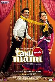 Tanu Weds Manu(2011) Poster - Movie Forum, Cast, Reviews