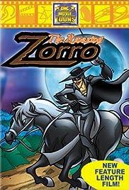 The Amazing Zorro Poster