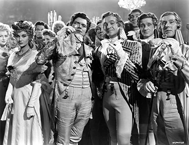 The Fighting Pimpernel 1950