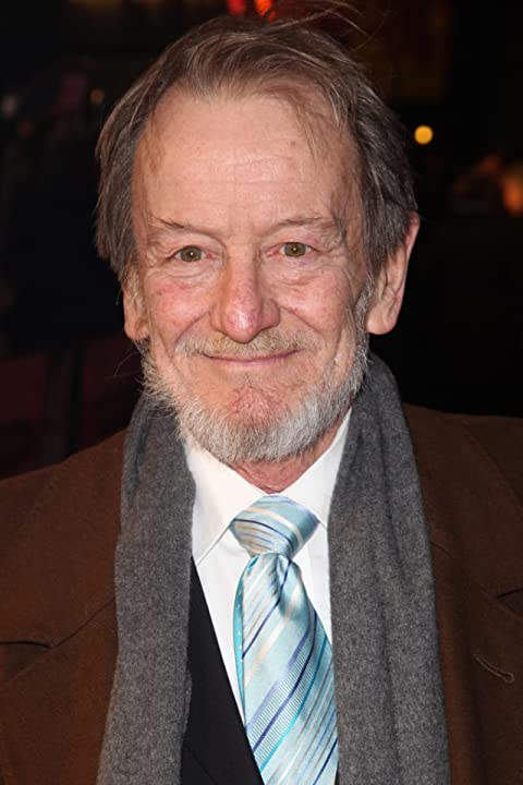 Ronald Pickup at an event for The Best Exotic Marigold Hotel (2011)