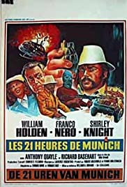 21 Hours at Munich (1976) Poster - Movie Forum, Cast, Reviews