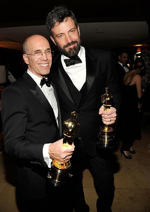 Ben Affleck and Jeffrey Katzenberg