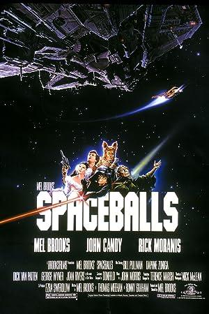 Spaceballs สเปซบอลล์ ละเลงจักรวาล